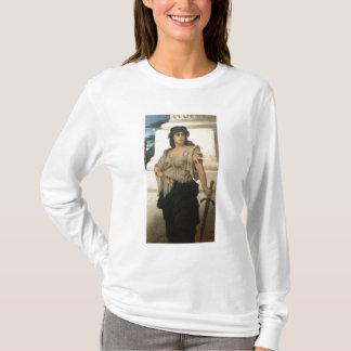 T-shirt Un guerrier juste (huile sur la toile)