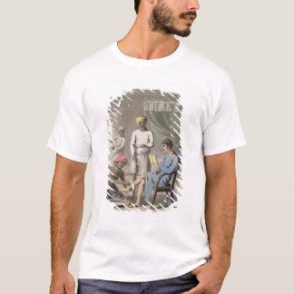 T-shirt Un habillage de monsieur, occupé par son porteur