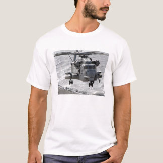 T-shirt Un hélicoptère superbe d'étalon de CH-53E