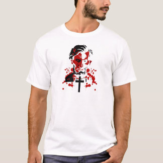T-shirt Un Héros-Abraham sanglant Lincoln