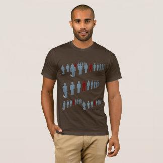 T-shirt Un homme à part