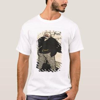 T-shirt Un homme d'affaires et son client