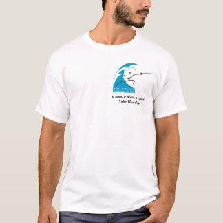 T-shirt un homme, un plan, une épée : Salle Honolulu