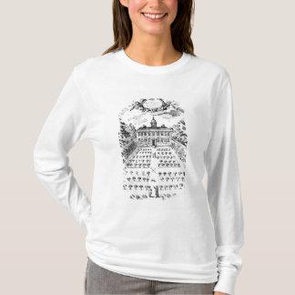 T-shirt Un jardin de maison de campagne, 'du Recr des