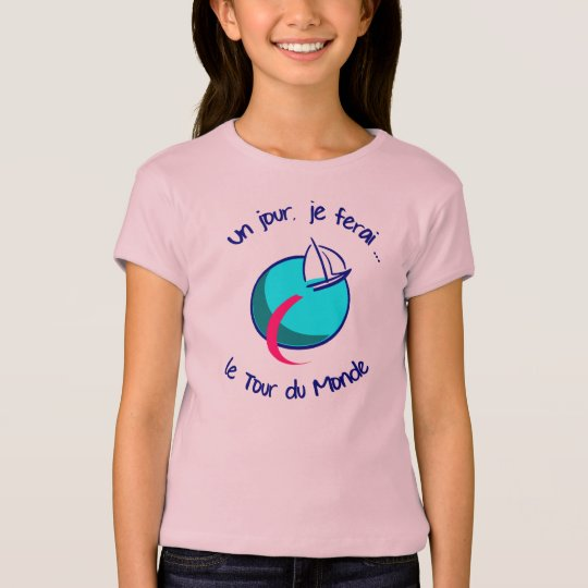 T-shirt Un jour ...