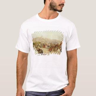 T-shirt Un jour à Boulogne, 1870 (huile sur la toile)