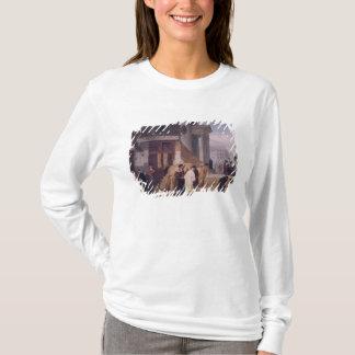 T-shirt Un l'Egide de Minerve