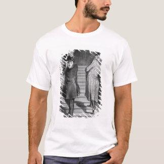 T-shirt Un locataire qui doit trois termes