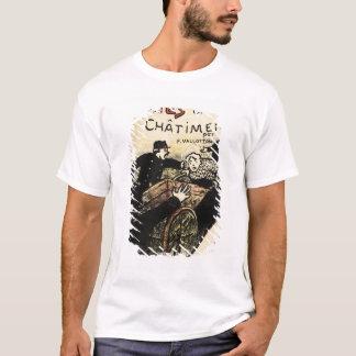 T-shirt Un marchand de quatre-saisons est assailli par la