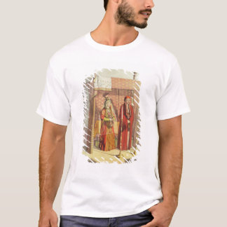 T-shirt Un mariage juif, gravé par des pasteurs de