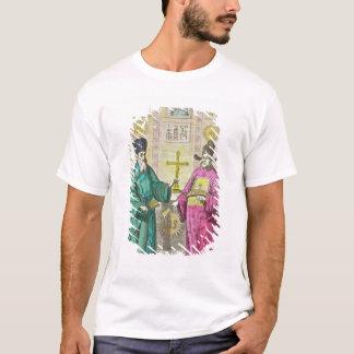 T-shirt Un Matteo Ricci et un chrétien différent