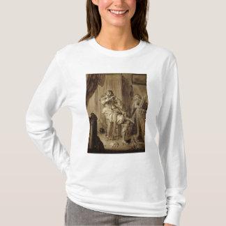 T-shirt Un monsieur à sa toilette, 1660