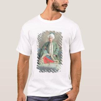 T-shirt Un monsieur assis sur un divan