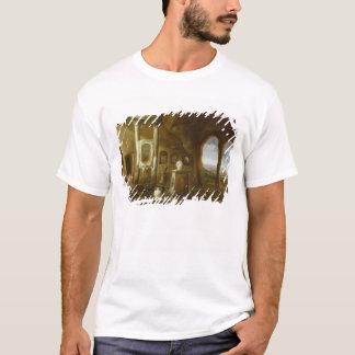 T-shirt Un monument à Augustus, dans une grotte avec