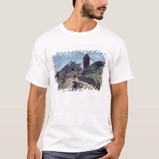 T-shirt Un moulin à vent chez Montmartre, 1840-45