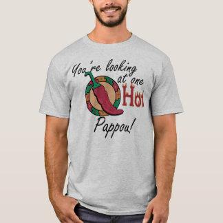 T-shirt Un Pappou chaud