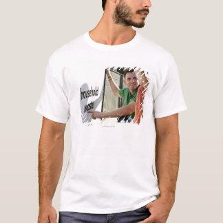 T-shirt Un père enseignant sa fille au sujet de la