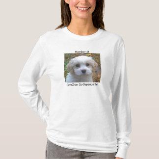 T-shirt Un petit Cavachon fou, n'est-ce pas ?