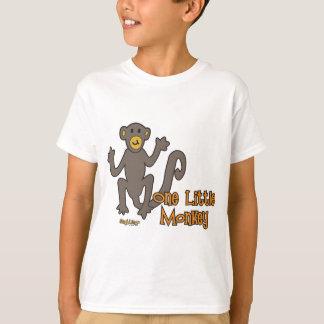 T-shirt Un petit singe