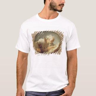 T-shirt Un philosophe, c.1764