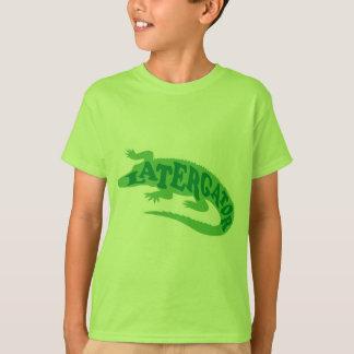 T-shirt Un plus défunt alligator