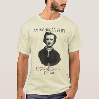 T-shirt Un poète américain