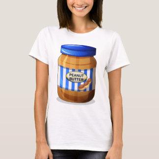 T-shirt Un pot de beurre d'arachide