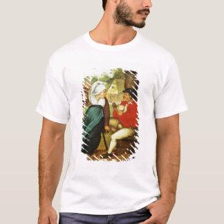 T-shirt Un proverbe flamand