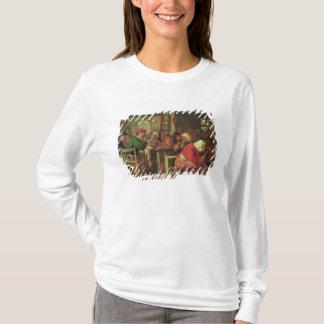 T-shirt Un repas rural