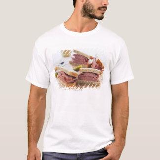 T-shirt Un sandwich savoureux