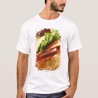 T-shirt Un sous sandwich italien avec