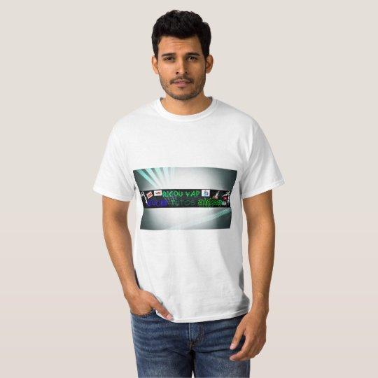 T-shirt un T-short très confortable que vous allez aimer