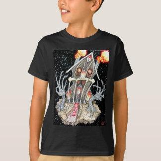 T-shirt Un tel Sream dans l'espace