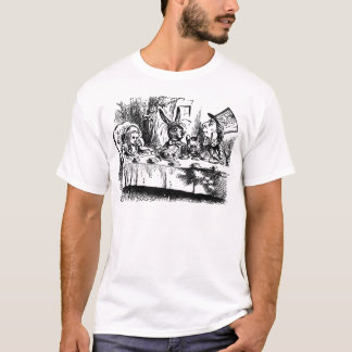 T-shirt Un thé fou
