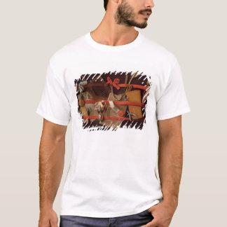 T-shirt Un Trompe - l ' oeil d'objets