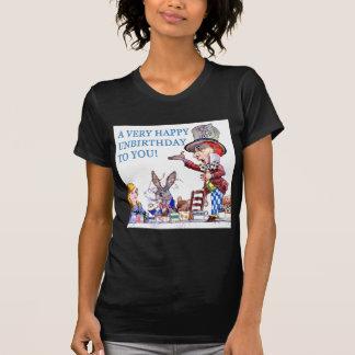 T-shirt Un Unbirthday très heureux à vous !