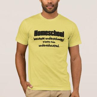 T-shirt Underschooled