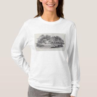 T-shirt Une courbure en rivière de la 'histoire des