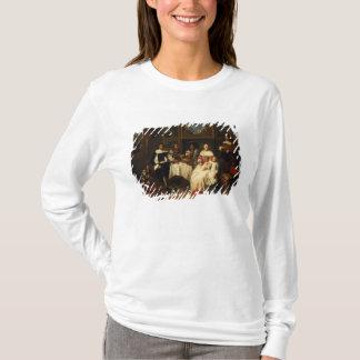 T-shirt Une famille flamande au dîner