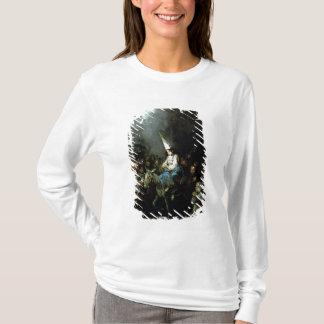 T-shirt Une femme condamnée par l'enquête