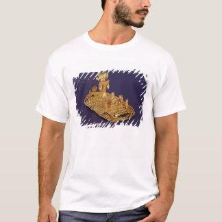 T-shirt Une figurine votive de Muisca dépeignant