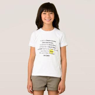 T-shirt Une fois pour toutes chemise