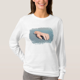T-shirt Une fonte de la main de Frederic Chopin