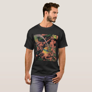 T-shirt Une intrigue planante
