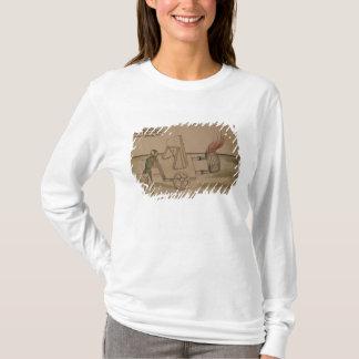 T-shirt Une machine de guerre, illustration de 'De
