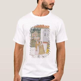 T-shirt Une marche de couples