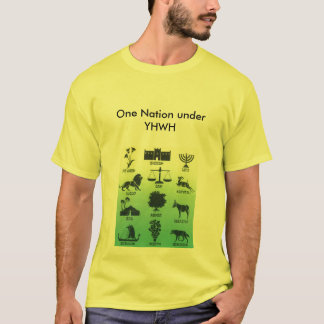 T-shirt Une nation