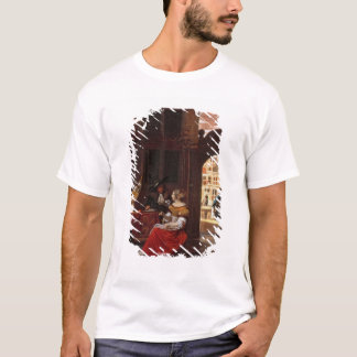 T-shirt Une partie musicale, 1677