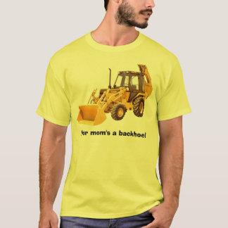 T-shirt Une pelle rétro de votre maman !