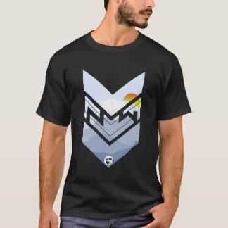 T-shirt Une pièce en t plus pluvieuse de Mt